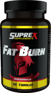 Suprex Fat Burn - spalovač